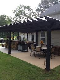 Outdoor Kitchen Patio 7 Backyard Renovations That Increase Home Value Patio Backyards