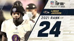 24 Lamar Jackson (QB, Ravens)