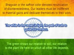 flag hoisting meaning of colors
