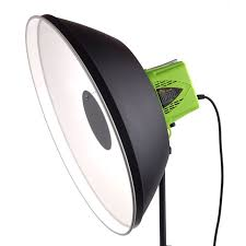 22 inch high output beauty dish alien bees beauty dish light modifier