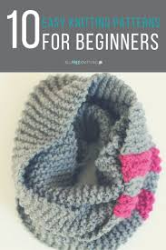 Knitting Patterns For Beginners Interesting Best How To Do Knitting For Beginners Easy Knitting Patterns For