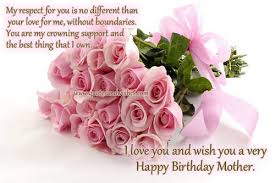 Mother Happy Birthday Quotes | Beautiful Picture Quotes, Thoughts ... via Relatably.com