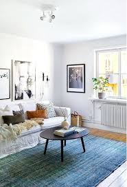 light blue rug living room best rugs images on carpets home ideas and cowhide
