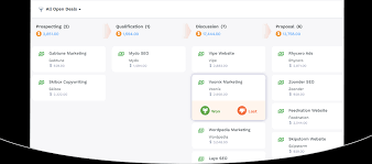 Manage Sales Pipeline Manage Sales Pipeline From Enquiry To Closure Companyhub Crm