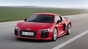 2017 Audi R8 Review - Top Speed