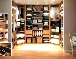 Bedroom Walk In Closet Designs Cool Ideas