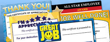free recognition certificates free recognition certificates posters downloads promos