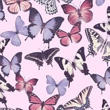 Butterfly Pattern Fascinating Grandeco Botanical Butterfly Pattern Wallpaper Modern Textured