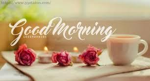good morning status in hindi english