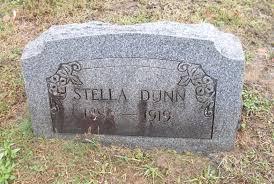 """Anna Estella """"Stella"""" Dillon Dunn (1894-1919) - Find A Grave Memorial"""