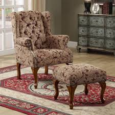Single Living Room Chairs Living Room Living Room Chairs With Ottoman Living Room Chair