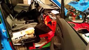 Honda All Collisions Demand Passenger Seat Sensor Scan