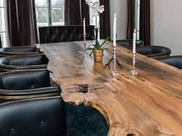 wood decorations for furniture. Trending Now: Live-Edge Furniture Wood Decorations For A
