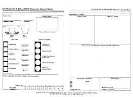 dungeons and dragons character sheet online d d building character sheets