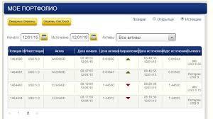 Расчет бинарных опционов онлайн