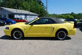 Earthy Cars Blog: EARTHY CAR OF THE WEEK: 2001 Ford Mustang GT