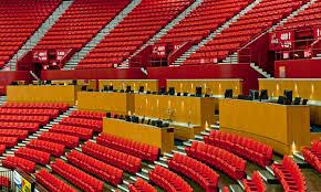 Cox Convention Center Seating Chart Premium Seating Cox Convention Center