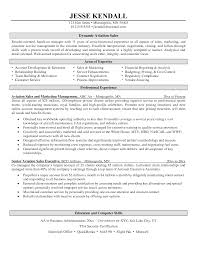 sample aviation resume templates resume sample information sample resume example resume template for aviation s and marketing management professional experience