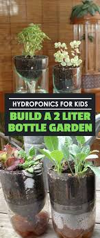 hydroponics garden. Hydroponics For Kids Is A Great Way To Involve Them In How Their Food Grows. Garden
