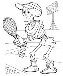 Small Picture Halloween Skeleton Coloring Pages PrintablesSkeletonPrintable