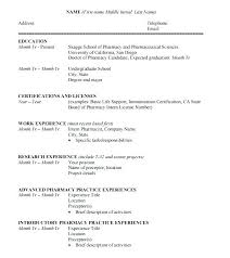 Example Resume Student Sample Graduate Resume Resume Samples For Student Resume Examples On