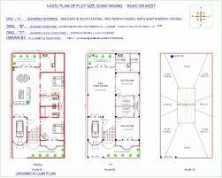 gallery of west facing house vastu plans 30 40 house plans east facing home plans for 30 40 site fresh west