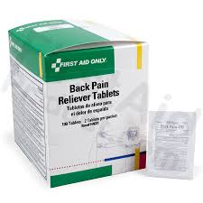 best over the counter back pain relief uk