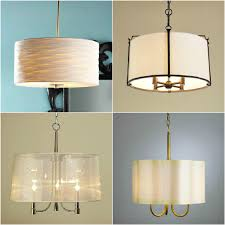 drum shade pendant light chandelier standard lamp shades grey dining room chandeliers table large wonderful decoration