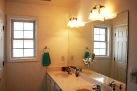Bathroom Ideas Bathroom Light Fixtures With Large Mirror Ideas And