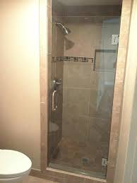 frameless shower door shower cost