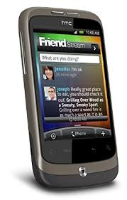 htc sim free. htc wildfire sim free mobile phone - metal mocha (discontinued by manufacturer) htc