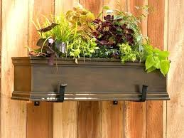 full size of wall planter boxes perth box frame mounted bunnings metal flower window bronze on