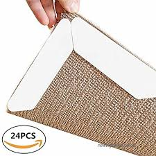 rug gripper tape for nursery rugs carpetschicieve non slip sticker carpet pad with anti curlingreusable