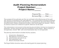 Internal Audit Memo You Are The Director Of Internal Audit Write A