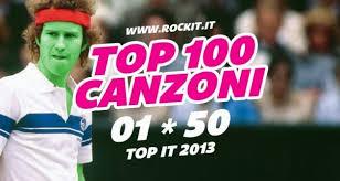 Spotirama Rockit Top 100 Italian Songs Of 2013