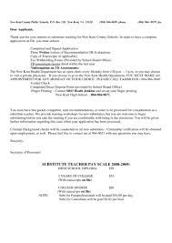 cover letter for substitute teaching resume com best cover letter for substitute teaching thank you for your