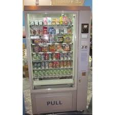 Vending Machine In Spanish