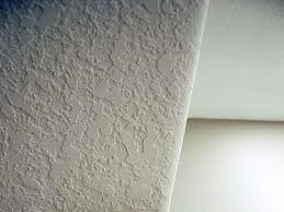 knock down texture walls