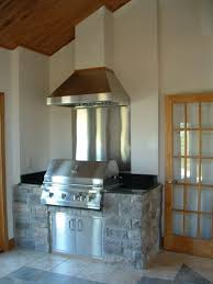 great outdoor kitchen hood crafts home for grill hoods plans 13 about outdoor kitchen hood remodel
