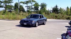 Marauder and 96 Grand Marquis burnouts - YouTube