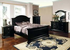 antique black bedroom furniture. Perfect Black Antique Black Bedroom Furniture Fancy 4  Ideas With Full Size Bed And Attractive Traditional Vintage  C