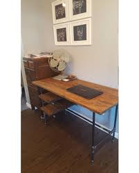 Steampunk office Small Industrial Desk Desk With Shelves Steampunk Desk Home Office Desk Office Desk Pipe And Wood Desk Better Homes And Gardens Savings On Industrial Desk Desk With Shelves Steampunk Desk Home