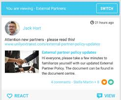 Enterprise Extranet Solutions That Do Extra Unily
