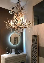 chandeliers deer antler chandelier kit medium size of chandelier kit fresh chandelier light antler ceiling