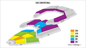 Jones Hall Seating Chart View Birmingham Bjcc Concert Hall Seating Chart