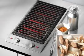 indoor gas grill built in inviting stupefy doubtful beautiful kitchen pertaining to 6
