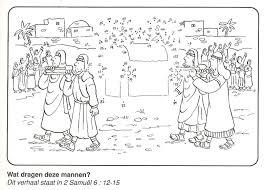 De Ark Van Het Verbond Geloof Kindernevendienstreligion Kidscraft
