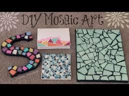 diy mosaic art socraftastic you