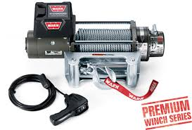 warn industries jeep truck suv winches xd9