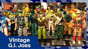 Vintage g i joe toys